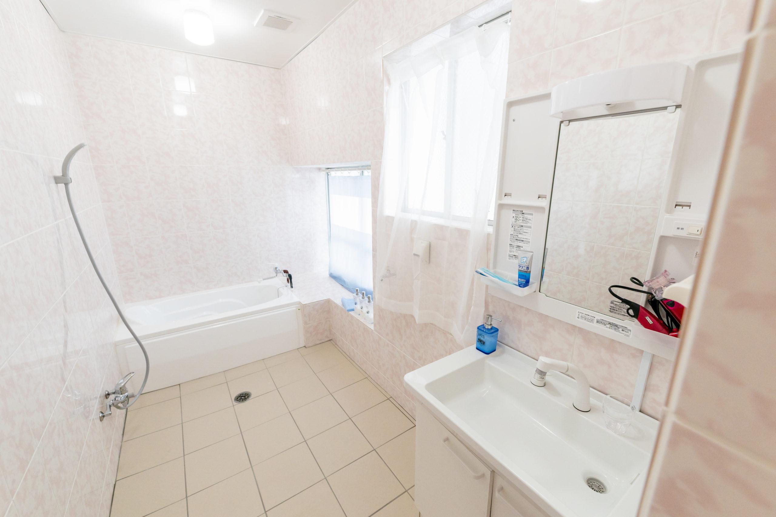 浴室(バスルーム)/お手洗い(トイレ)